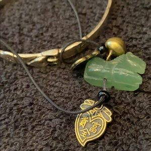 TWO bracelet set